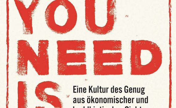 Rezension All you need is less