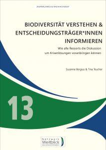 Band 13: Biodiversität verstehen